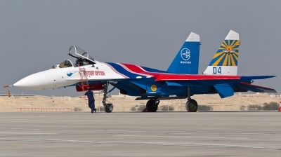 Photo ID 91163 by Andreas Zeitler - Flying-Wings. Russia Air Force Sukhoi Su 27S, 04 BLUE