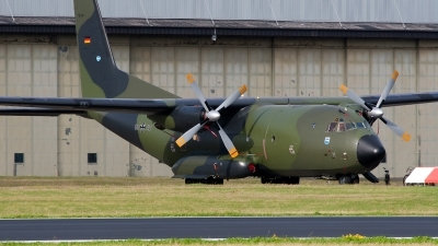 Photo ID 91157 by Jan Eenling. Germany Air Force Transall C 160D, 50 42