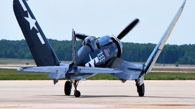 Photo ID 91452 by W.A.Kazior. Private Private Goodyear FG 1D Corsair, N83JC