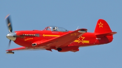 Photo ID 91520 by W.A.Kazior. Private Private Yakovlev Yak 9UM, N900EA