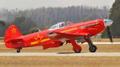 Photo ID 91519 by W.A.Kazior. Private Private Yakovlev Yak 9UM, N900EA