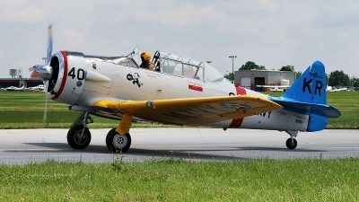 Photo ID 91621 by W.A.Kazior. Private Private North American SNJ 6 Texan, N211A