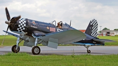 Photo ID 91237 by W.A.Kazior. Private Private Goodyear FG 1D Corsair, NX83JC