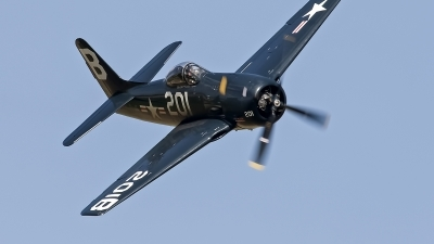 Photo ID 92377 by Niels Roman / VORTEX-images. Private Private Grumman F8F 2P Bearcat, G RUMM