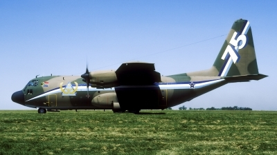 Photo ID 91302 by Joop de Groot. South Africa Air Force Lockheed C 130B Hercules L 282, 401