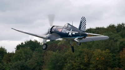 Photo ID 92381 by W.A.Kazior. Private Private Goodyear FG 1D Corsair, N83JC