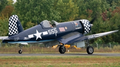 Photo ID 91875 by W.A.Kazior. Private Private Goodyear FG 1D Corsair, N83JC