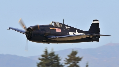 Photo ID 92769 by W.A.Kazior. Private Commemorative Air Force Grumman F6F 5 Hellcat, N1078Z