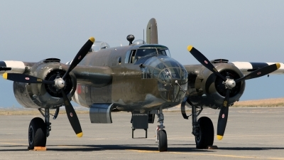 Photo ID 91581 by Aaron C. Rhodes. Private Historic Flight Foundation North American B 25D Mitchell, N88972