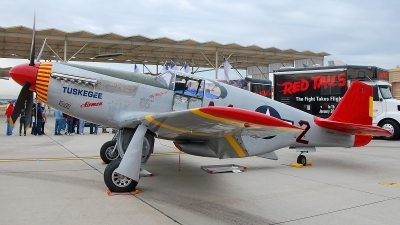 Photo ID 92007 by W.A.Kazior. Private American Airpower Heritage Flying Museum North American P 51C Mustang, N61429