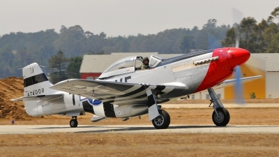 Photo ID 92600 by W.A.Kazior. Private Private North American P 51D Mustang, N510TT