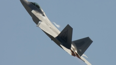 Photo ID 11672 by Christophe Haentjens. USA Air Force Lockheed Martin F 22A Raptor, 05 4094