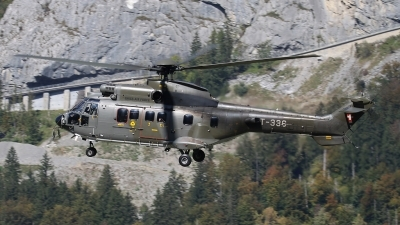 Photo ID 92009 by Andreas Weber. Switzerland Air Force Aerospatiale AS 532UL Cougar, T 336