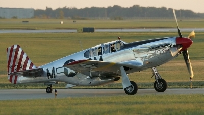 Photo ID 11717 by Christophe Haentjens. Private Private North American P 51C Mustang, NL251MX