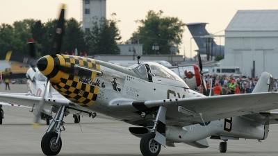 Photo ID 11730 by Christophe Haentjens. Private Fighter Factory North American P 51D Mustang, N51EA