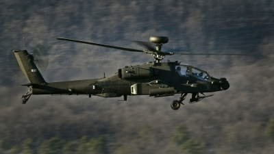 Photo ID 92296 by David F. Brown. USA Army Boeing AH 64D Apache Longbow, 09 05603