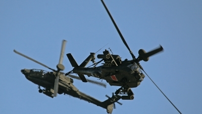 Photo ID 92190 by David F. Brown. USA Army Boeing AH 64D Apache Longbow, 09 05603