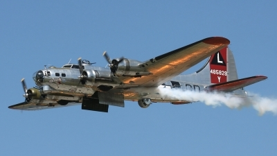 Photo ID 92242 by Joe Osciak. Private Private Boeing B 17G Flying Fortress 299P, N3193G