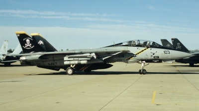 Photo ID 92252 by Peter Boschert. USA Navy Grumman F 14B Tomcat, 163217