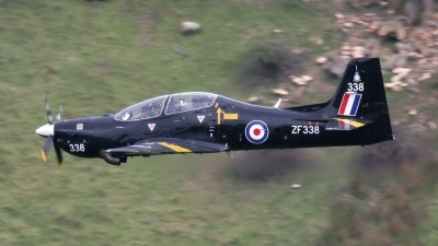 Photo ID 11773 by James Anderson. UK Air Force Short Tucano T1, ZF338