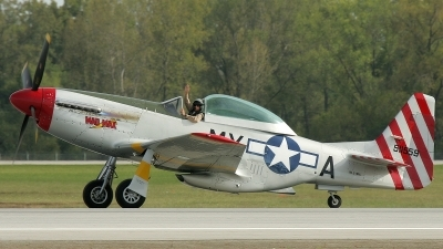 Photo ID 11787 by Christophe Haentjens. Private Private North American P 51D Mustang, N51MX