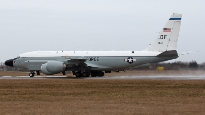Photo ID 92754 by Ryan Dorling. USA Air Force Boeing RC 135W 717 158, 62 4132