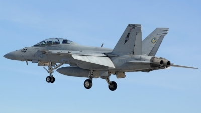Photo ID 92640 by Peter Boschert. USA Navy Boeing F A 18F Super Hornet, 165795
