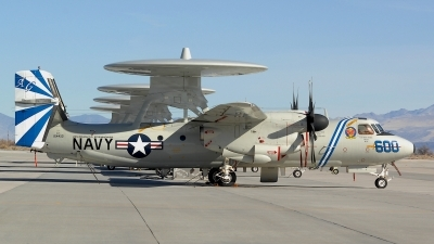 Photo ID 93728 by Peter Boschert. USA Navy Grumman E 2C Hawkeye, 164495