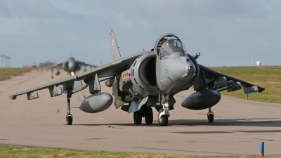 Photo ID 11873 by Jason Grant. UK Air Force British Aerospace Harrier GR7, ZD321