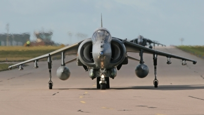 Photo ID 11875 by Jason Grant. UK Air Force British Aerospace Harrier GR7, ZD321