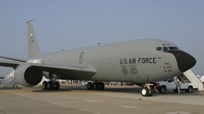 Photo ID 93256 by Barry Swann. USA Air Force Boeing KC 135R Stratotanker 717 148, 63 7995