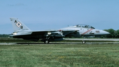 Photo ID 93266 by David F. Brown. USA Navy Grumman F 14B Tomcat, 162916
