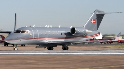 Photo ID 93632 by Niels Roman / VORTEX-images. Denmark Air Force Canadair CL 600 2B16 Challenger 604, C 080