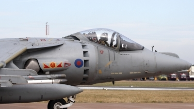 Photo ID 93510 by Niels Roman / VORTEX-images. UK Air Force British Aerospace Harrier GR7A, ZD327