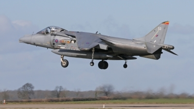 Photo ID 11927 by Jason Grant. UK Air Force British Aerospace Harrier GR7, ZD463