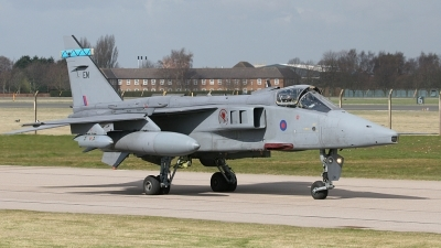 Photo ID 11942 by Jason Grant. UK Air Force Sepecat Jaguar GR3A, XZ392
