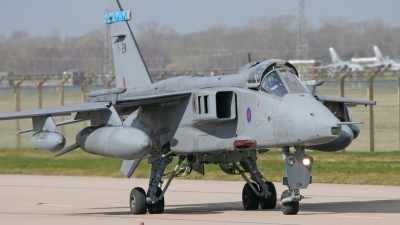 Photo ID 11943 by Jason Grant. UK Air Force Sepecat Jaguar GR3A, XZ392