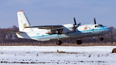 Photo ID 93807 by Igor Bubin. Ukraine Ministry of Emergency Situations Antonov An 26, 01 BLUE