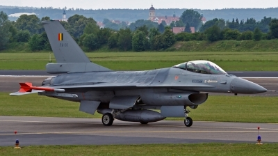 Photo ID 93806 by Mathias Grägel - GME-AirFoto. Belgium Air Force General Dynamics F 16AM Fighting Falcon, FA 68