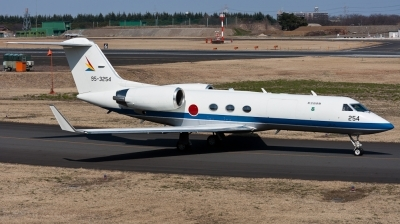 Photo ID 94088 by Andreas Zeitler - Flying-Wings. Japan Air Force Gulfstream Aerospace U 4 Gulfstream IV, 95 3254