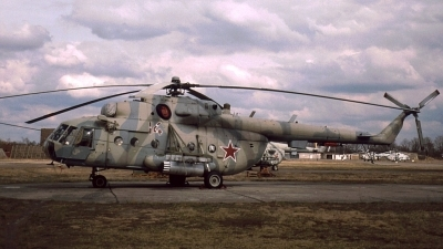Photo ID 94203 by Stephan Sarich. Russia Air Force Mil Mi 8MTV, 14 RED