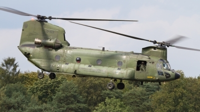 Photo ID 94047 by Sander Meijering. Netherlands Air Force Boeing Vertol CH 47D Chinook, D 103