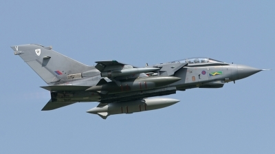 Photo ID 11997 by Jason Grant. UK Air Force Panavia Tornado GR4A, ZG709