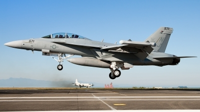 Photo ID 94215 by Kevin Scott. USA Navy Boeing EA 18G Growler, 168253