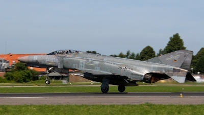 Photo ID 94802 by Jan Eenling. Germany Air Force McDonnell Douglas F 4F Phantom II, 38 58