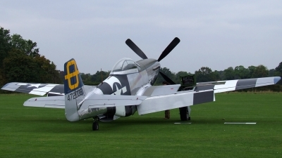 Photo ID 12027 by Huw Hopkins. Private Private North American P 51D Mustang, G SIJJ