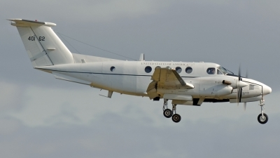Photo ID 12030 by David Townsend. USA Army Beech C 12F Huron Super King Air B200C, 84 0162