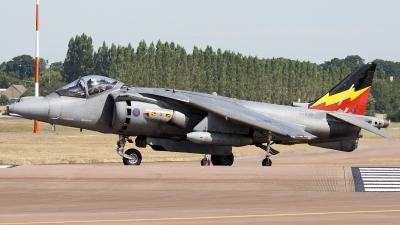 Photo ID 94549 by Niels Roman / VORTEX-images. UK Air Force British Aerospace Harrier GR7, ZG858