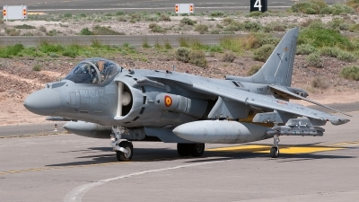 Photo ID 94422 by Lieuwe Hofstra. Spain Navy McDonnell Douglas AV 8B Harrier ll Plus, VA 1B 29