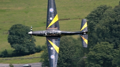 Photo ID 12041 by Mark Wright. UK Air Force Short Tucano T1, ZF344